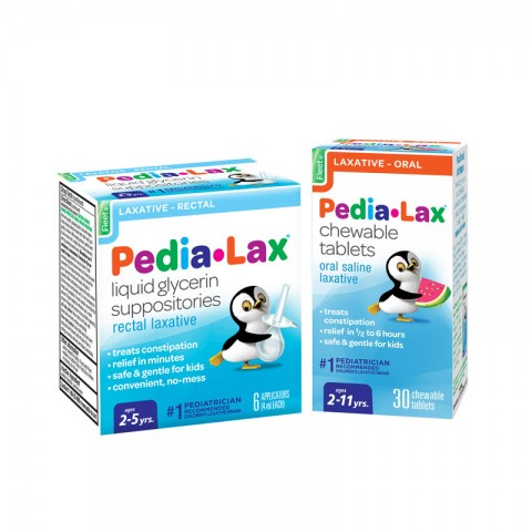 Coupon Pediax Suppositories